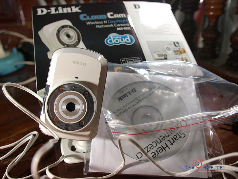 รีวิว (Reviews) IP Camera Dlink DCS-932L พร้อมความปวดหัว เสียเวลา 1 วัน