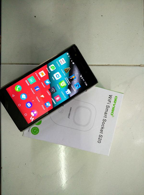 Smart Socket Orvibo S20 Wifi