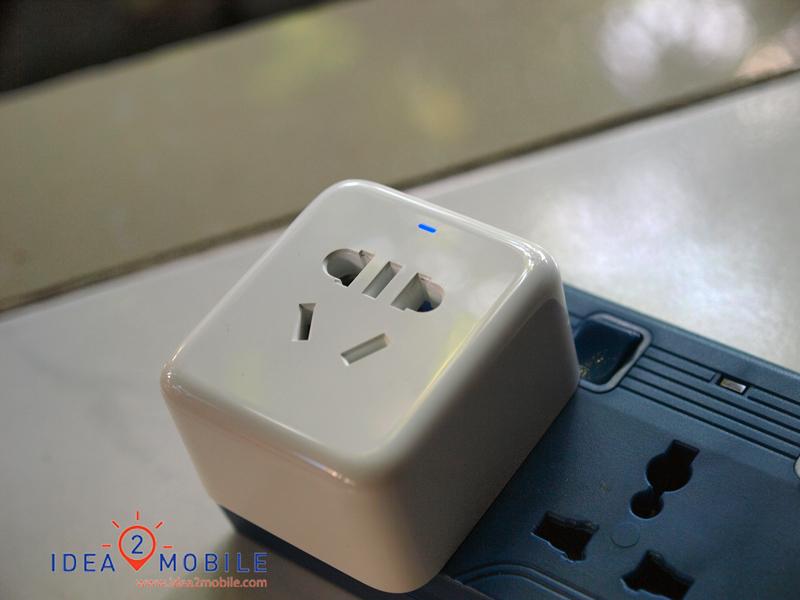 รีวิว Xiaomi Smart Socket สวิทช์ปิด - เปิดไฟ ผ่านระบบ Smart Phone #homeautomation #พ่อบ้านใจกล้า