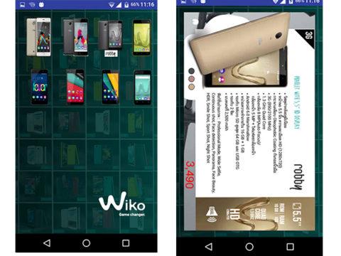 Android Studio กับ Wiko