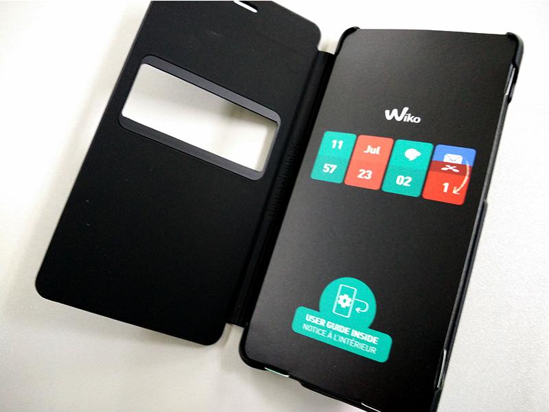 Wiko Smart Case