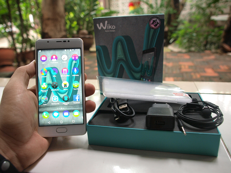 Reviews Wiko Ufeel Go