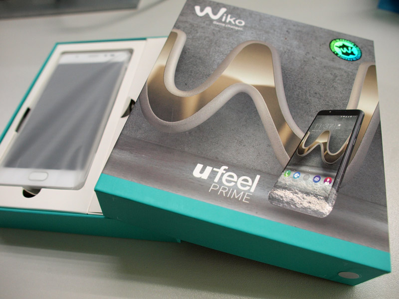 Reviews Wiko Ufeel Prime