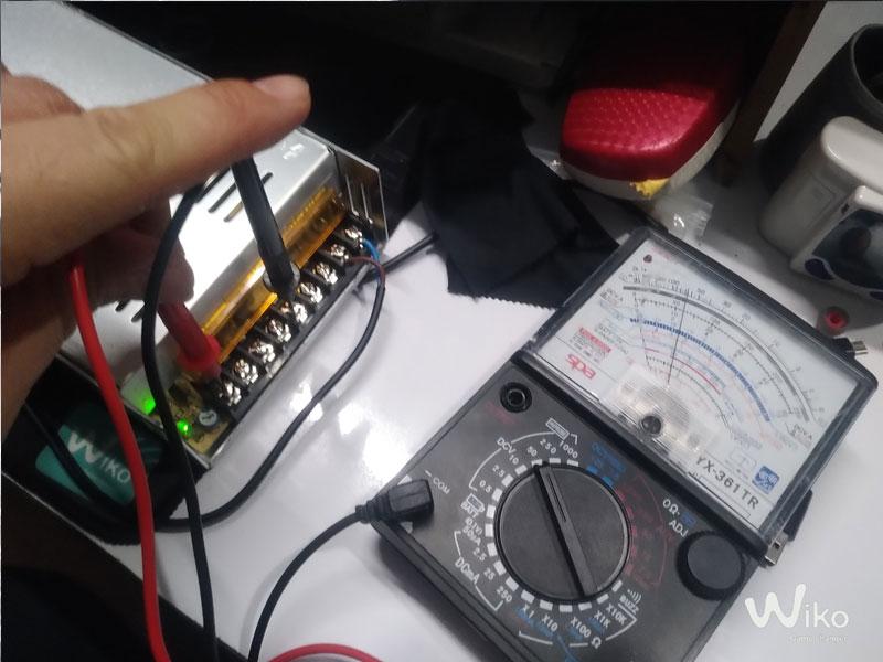 สวิทชิ่ง เพาวเวอร์ ซัพพลาย Switching Power Supply 12V 30A 360W