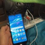 1 วันกับการลองใช้งาน Smartphone HUAWEI Y7PRO 2019